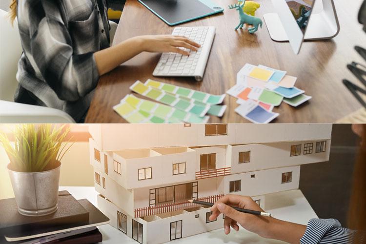 Design d'espace & Design graphique