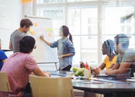 Mastère professionnel business management et entrepreunariat