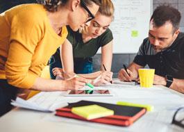 Mastère professionnel stratégie de communication et digitales
