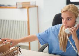 Secrétaire médicale ou médico social